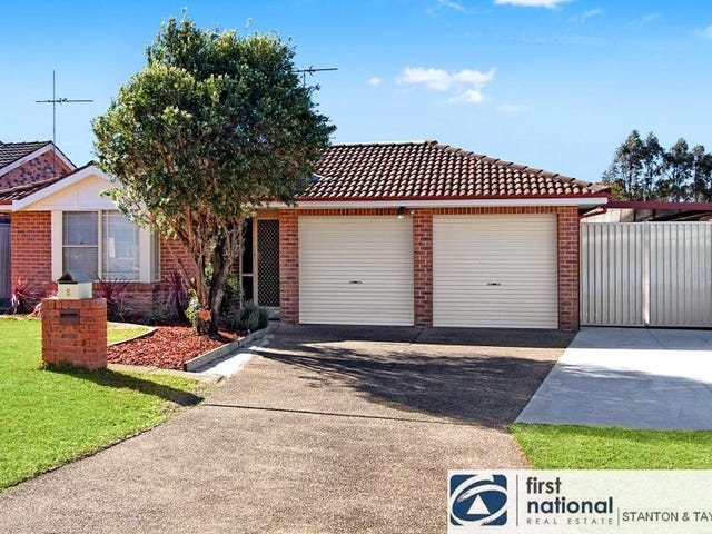 5 Centauri Circuit, Cranebrook, NSW 2749