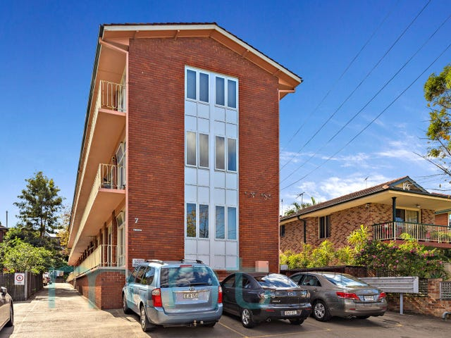 12/7 Queensborough Road, Croydon Park, NSW 2133