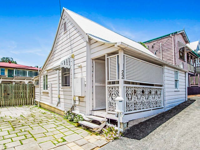 22 Melford Street, Petrie Terrace, Qld 4000