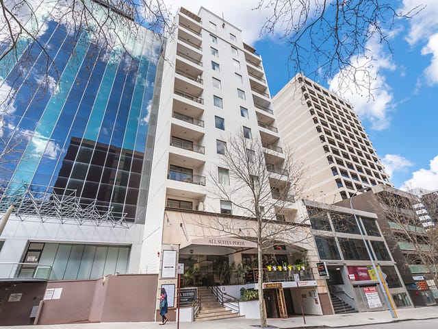 808/12 Victoria Avenue, Perth, WA 6000
