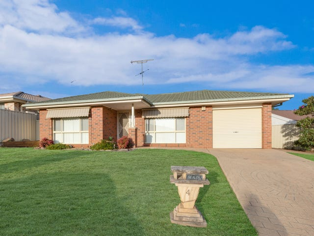 4 Baynton Place, St Helens Park, NSW 2560