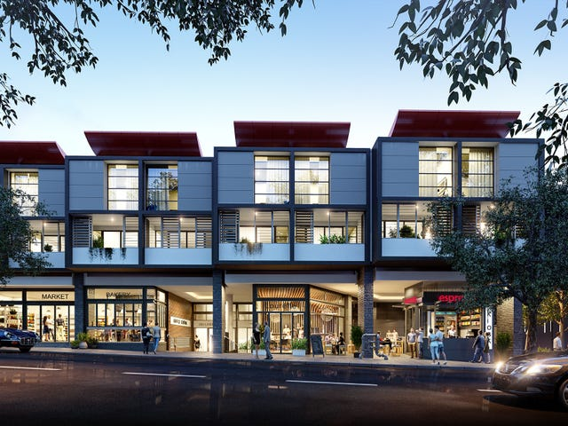 One Bed+Study Room/250 Liverpool Road - Ashfield Central Apartments, Ashfield, NSW 2131