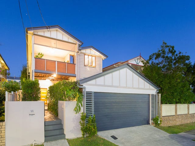 14 Knowsley Street, Greenslopes, Qld 4120