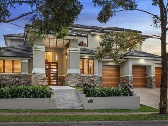 74 Edgewater Drive, Bella Vista, NSW 2153