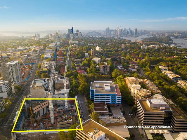 1209/472 Pacific Highway (rear of the block), St Leonards, NSW 2065