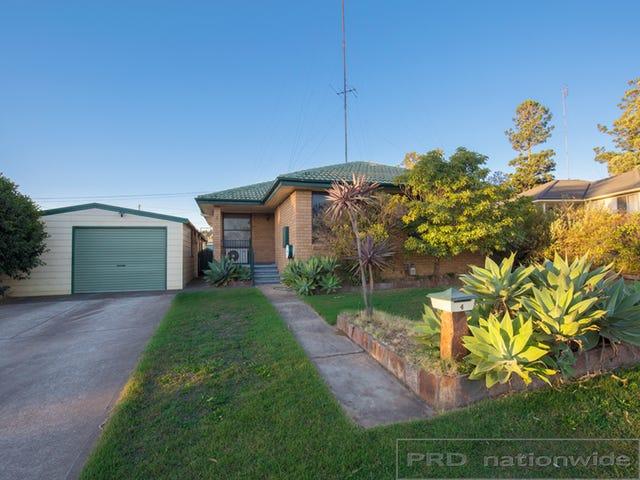 4 Alvira Close, Rutherford, NSW 2320