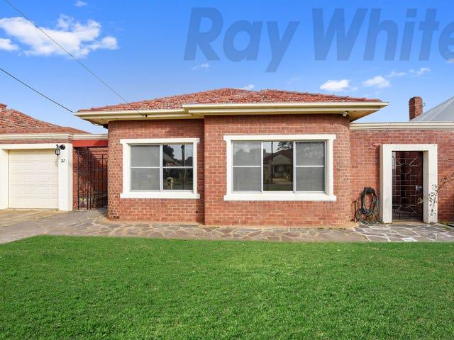 27 Glenhuntley Street, Woodville South, SA 5011