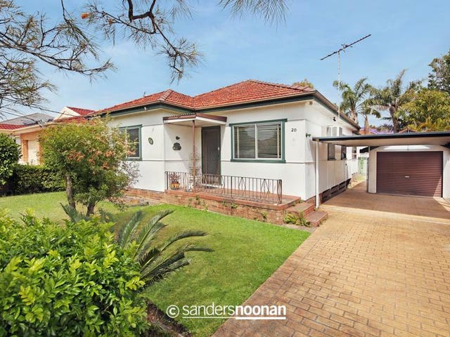 20 Beaconsfield Road, Mortdale, NSW 2223