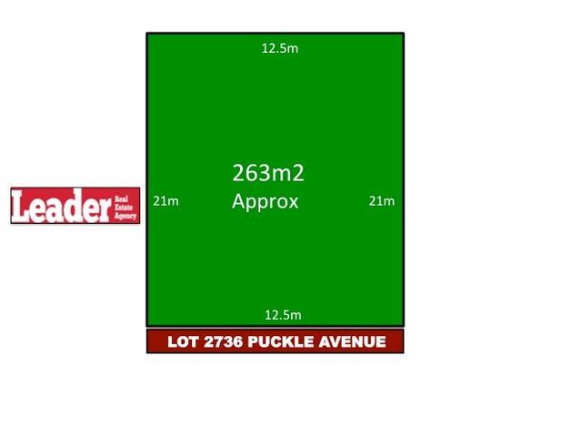 Lot 2736, Puckle Avenue, Mickleham, Vic 3064