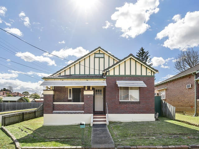 47 Wilga Street, Concord West, NSW 2138