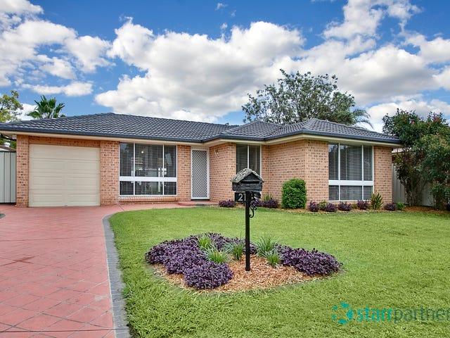 21 Carvossa Place, Bligh Park, NSW 2756