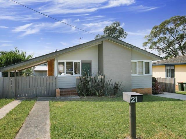 21 Gasnier Road, Barrack Heights, NSW 2528