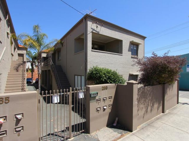 4/269 Stirling street, Perth, WA 6000
