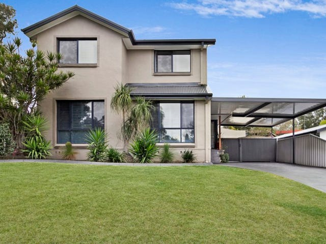 4  Jodie Place, Quakers Hill, NSW 2763