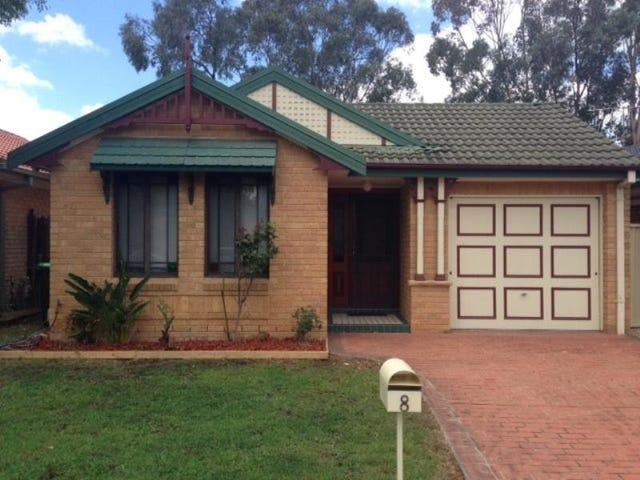 8 Clarendon Court, Wattle Grove, NSW 2173