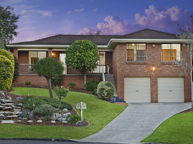 26 Connell Close, Baulkham Hills, NSW 2153