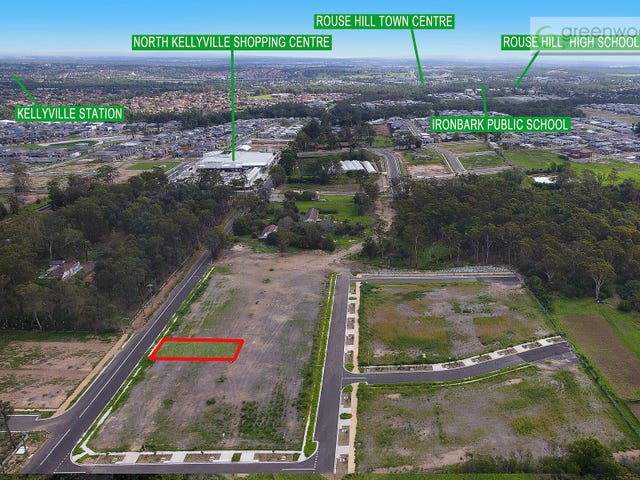 Lot 107 Withers Road, Kellyville, NSW 2155