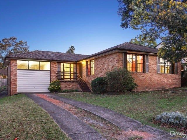 8 Simpson  Avenue, Baulkham Hills, NSW 2153