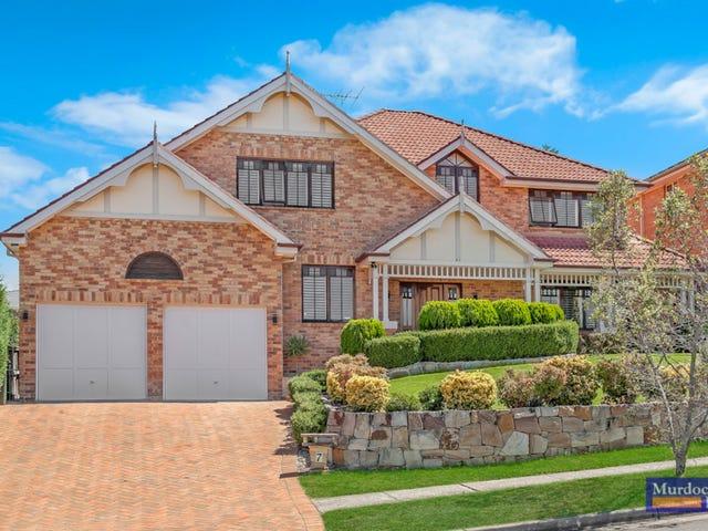 7 Broadoak Place, Castle Hill, NSW 2154
