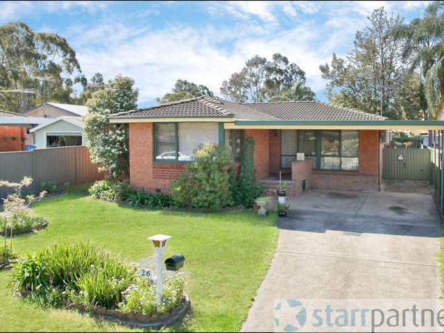26 Cunningham Place, South Windsor, NSW 2756