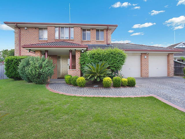 2 Barnes Place, Rouse Hill, NSW 2155