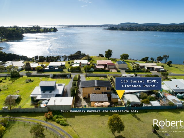 130 Sunset Boulevard, Clarence Point, Tas 7270