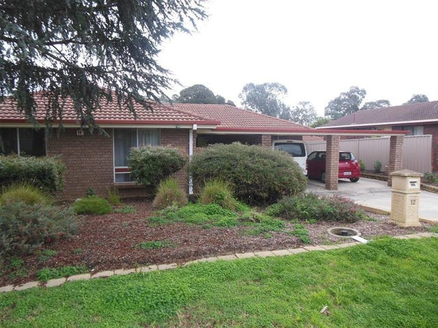 12 Wakefield Crescent, Redwood Park, SA 5097