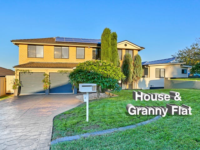 4 Stuckey Place, Narellan Vale, NSW 2567