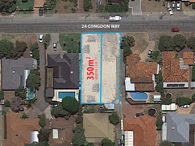 24 Congdon Way, Booragoon, WA 6154