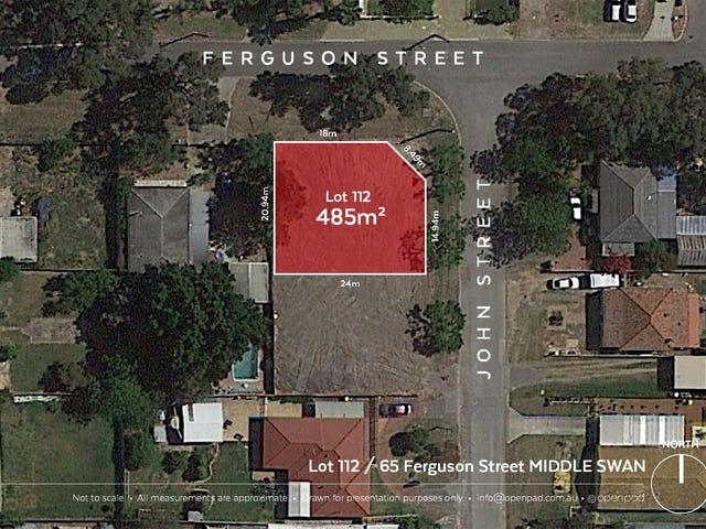 Lot 112 / 65 Ferguson Street, Middle Swan, WA 6056