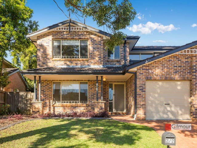 2/2 Pykett Place, Dural, NSW 2158