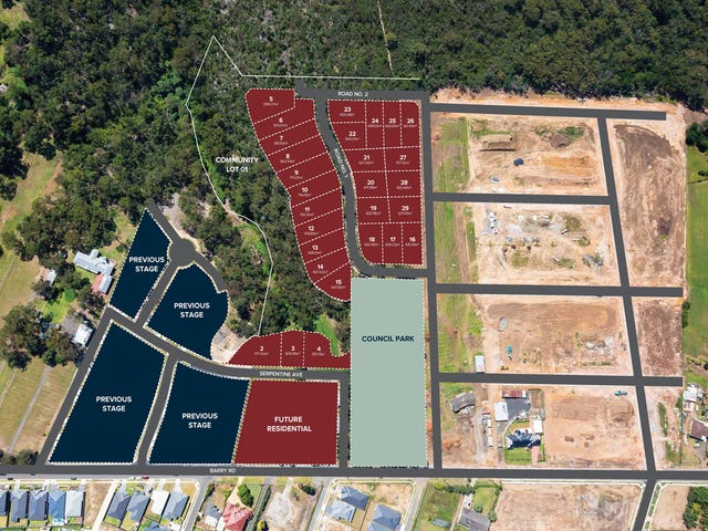 18 Barry Road (Mapleton Grove), Kellyville, NSW 2155