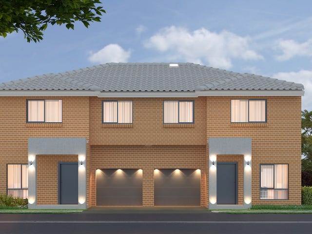Town House Frontier Avenue, Marsden Park, NSW 2765