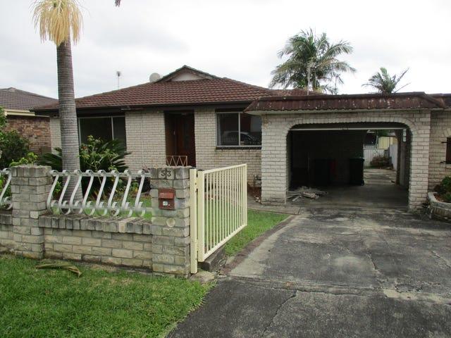 53 Phillip Cresent, Barrack Heights, NSW 2528