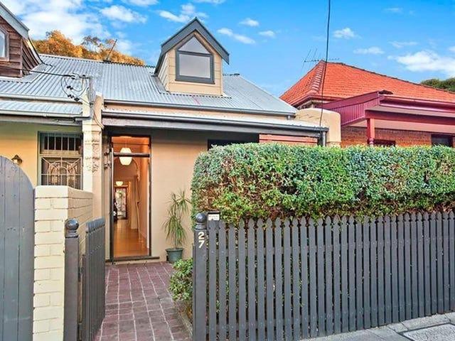 27 Commodore Street, Newtown, NSW 2042