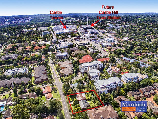 9-11 Hume Avenue, Castle Hill, NSW 2154