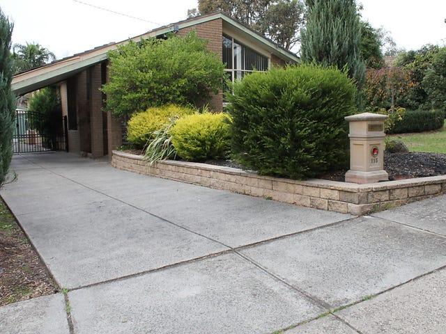 115 Narr-Maen Drive, Croydon Hills, Vic 3136