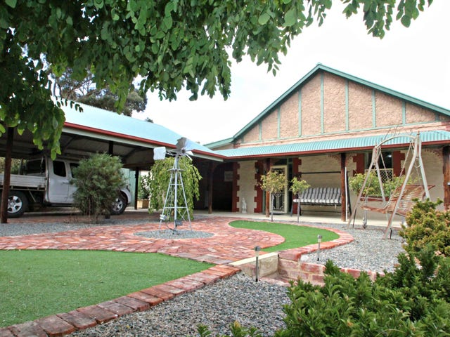 18 Popes Hill Road, Watervale, SA 5452