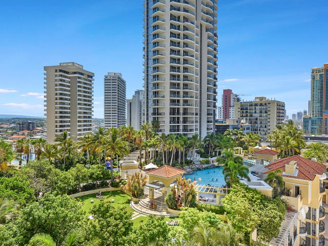1103/23 Ferny Avenue, Surfers Paradise, Qld 4217
