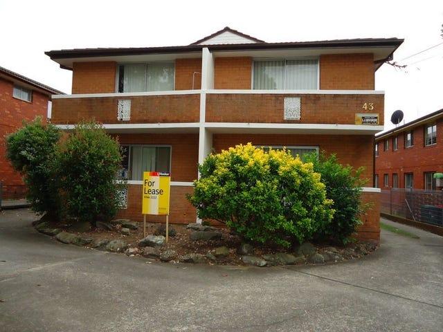 6/43 Burlington Road, Homebush, NSW 2140