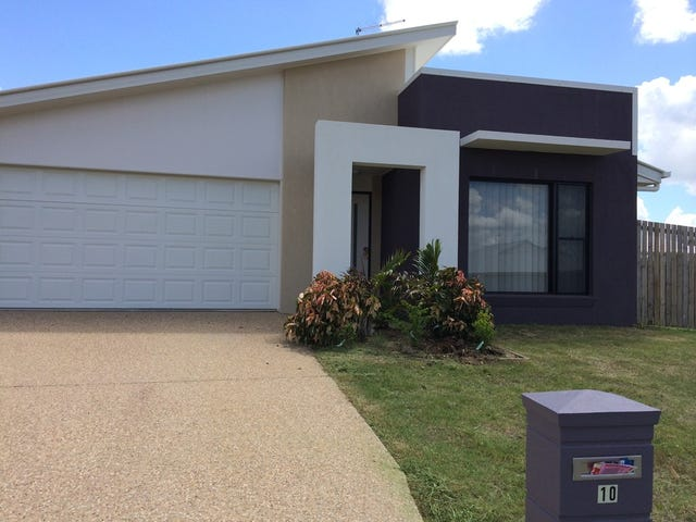 10 Marc Crescent, Gracemere, Qld 4702