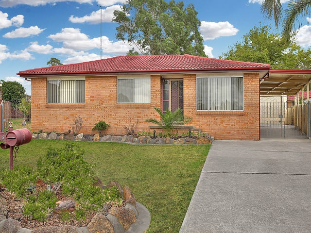 3 Utzon court, St Clair, St Clair, NSW 2759