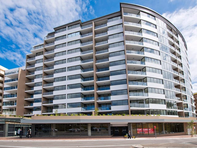 712/135 Pacific Highway, Hornsby, NSW 2077