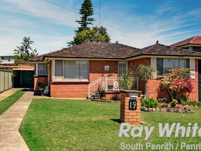 19 Mazepa Avenue, South Penrith, NSW 2750