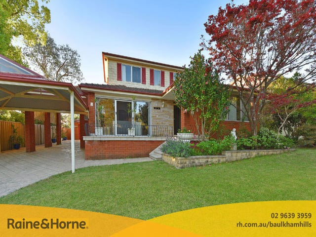 23 Burrandong  Cres, Baulkham Hills, NSW 2153
