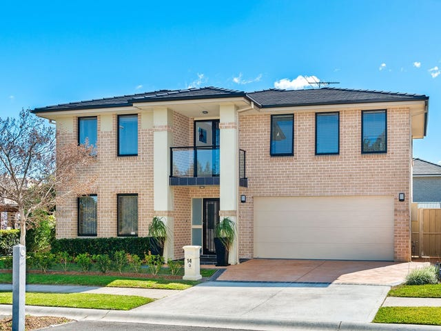 14 Paddle Street, The Ponds, NSW 2769