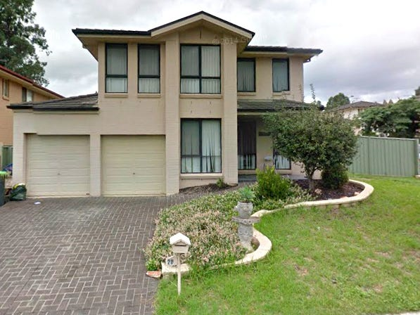 20 Panmure Street, Rouse Hill, NSW 2155