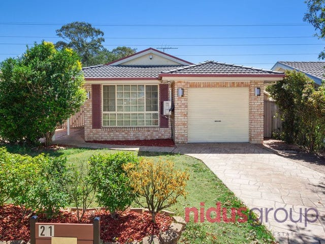 21 Carrara Place, Plumpton, NSW 2761