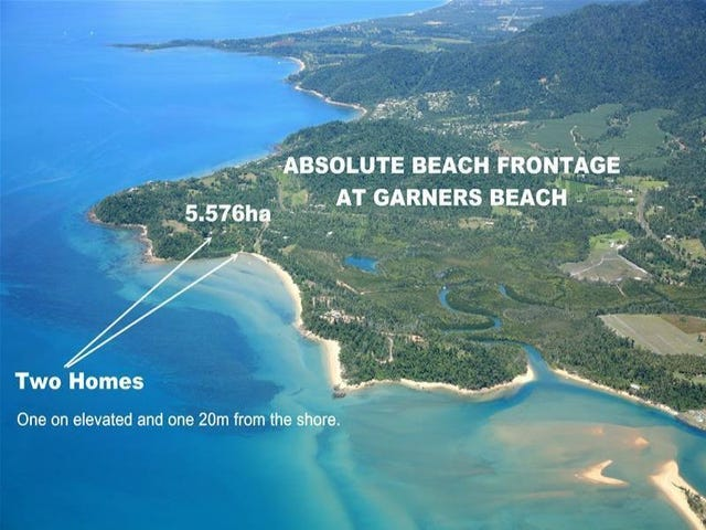 Lot 4 / 142 Garners Beach Road, Mission Beach, Qld 4852