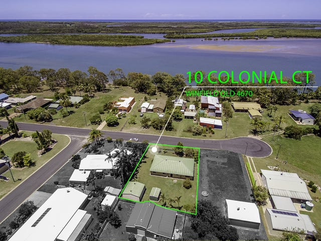 10 Colonial Court, Winfield, Qld 4670
